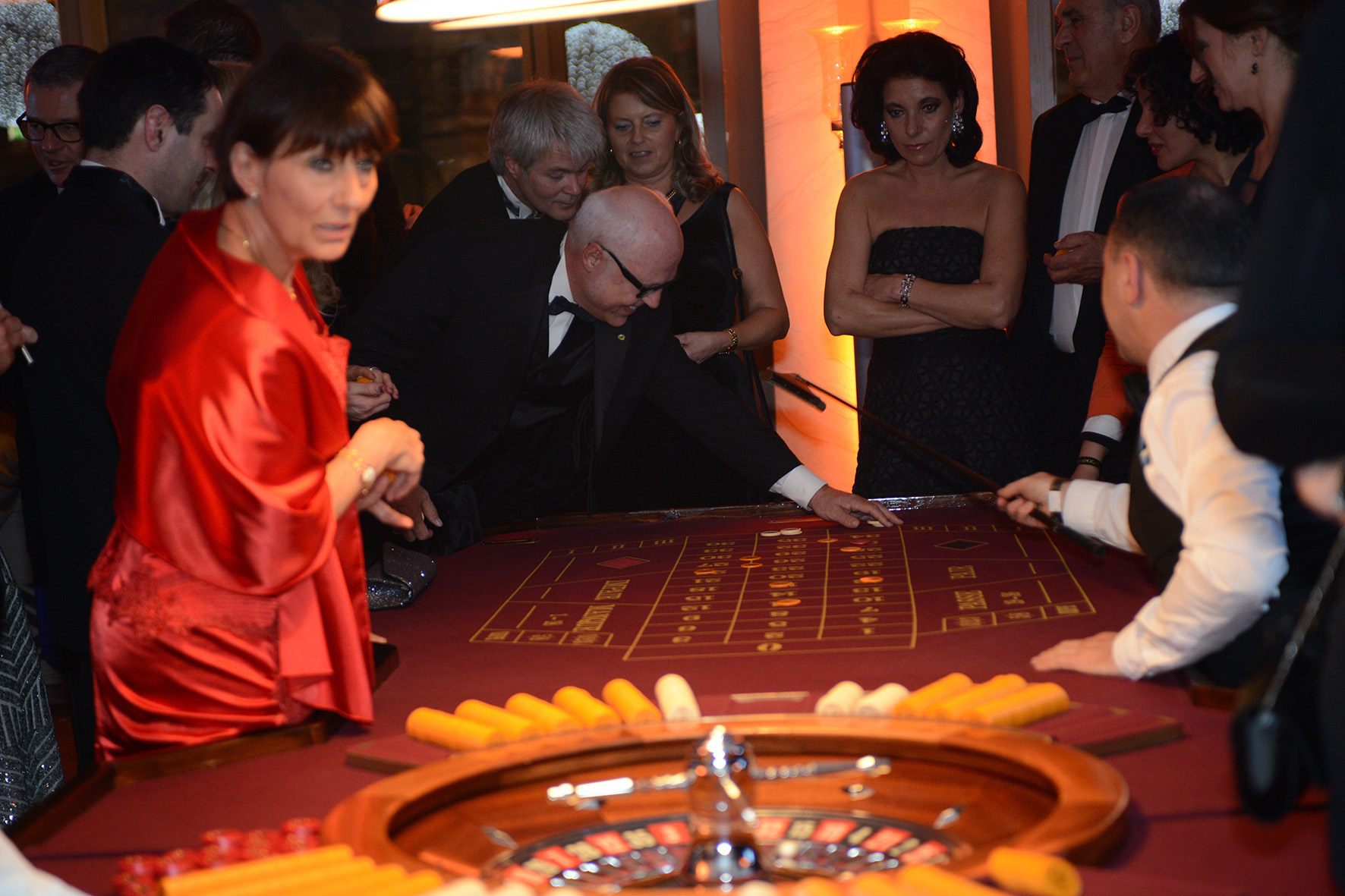 Casino-Events 2014 - 2015