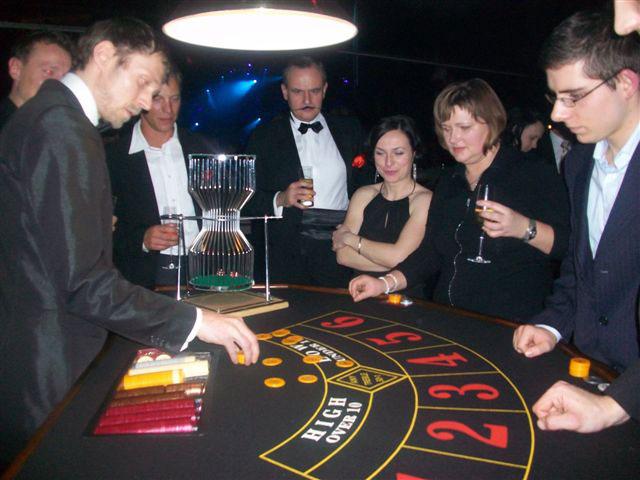 Mobiles Casino mieten