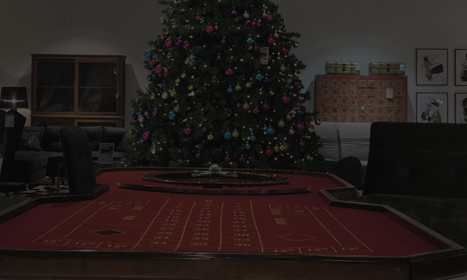 Stilvolle Casino-Veranstaltgunge bei Plein et Cheval
